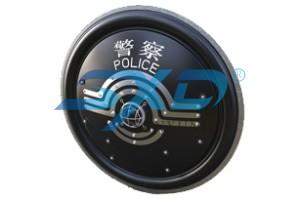 E-shield with alarm light&electric pulse