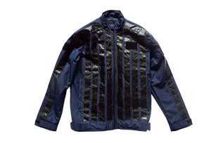 Anti-Attack Cloth(Blue)
