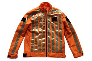 Anti-Attack Cloth(Orange)