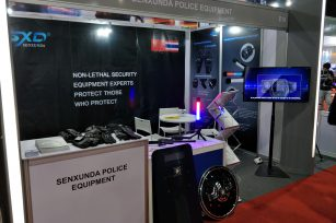 Defense & Security 2017 Bangkok Thailand Exhibition